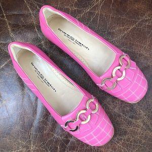 NWOB Walter Genuin pink golf shoes Jakie Linea 6.5